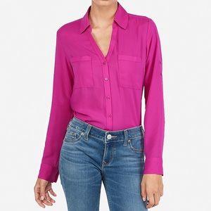 Express Portofino shirt. Excellent condition!